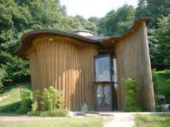 Лесной дом в Akebono Kodomonomori Park, Япония