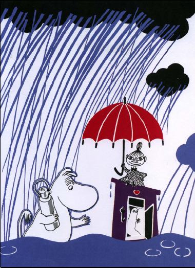 31 Что дальше? Книга о Муми-тролле, Мюмле и малышке Мю