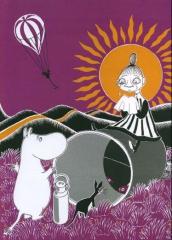 11 Что дальше? Книга о Муми-тролле, Мюмле и малышке Мю