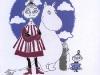 3 Что дальше? Книга о Муми-тролле, Мюмле и малышке Мю