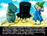 10 Диафильм Муми-тролль и шляпа волшебника