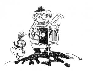 Туу-тикки и Малышка Мю