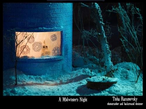 A midwinter night