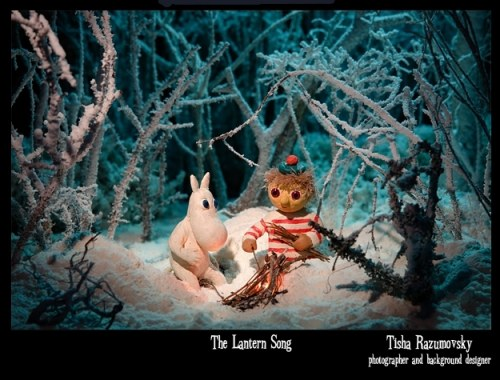 The lantern song
