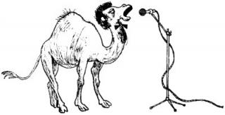 8 Люди и разбойники из Кардамона, иллюстрации, Сказочные повести скандинавских писателей 1987