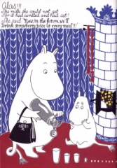 24 The Book About Moomin, Mymble and Little My