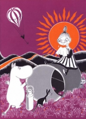 7 The Book About Moomin, Mymble and Little My