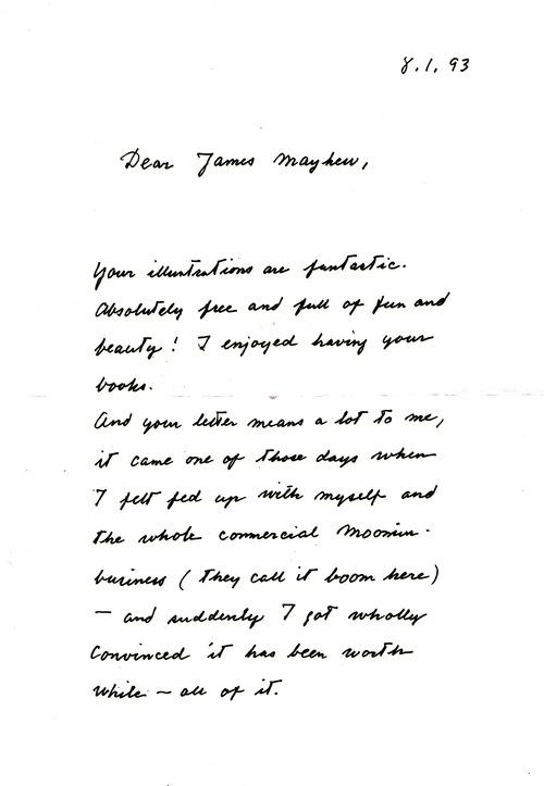 Письмо Джеймсу