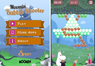 Moomin Bubble