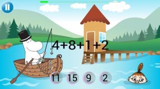Moomin Math