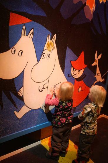 Выставка в Päivälehti