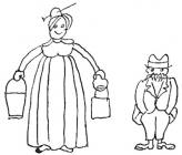 16 Синкен Хопп. Юн и Софус. Иллюстрации